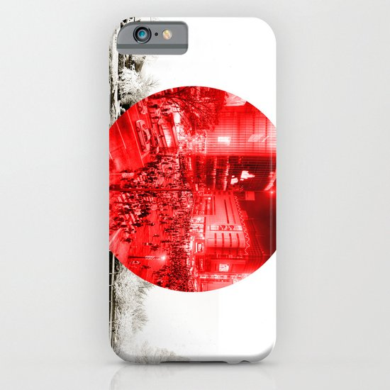 Land of the Rising Sun iPhone & iPod Case