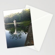 Gladys on Water Stationery Cards