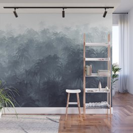 Jungle Haze Wall Mural