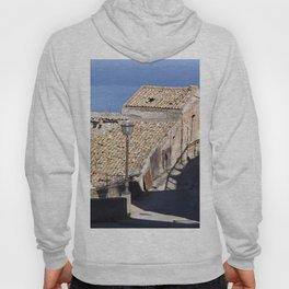 "Old Abandoned Barn of Sicily - ""Vacancy"" zine Hoody"
