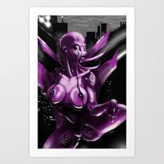 PrazerBot Art Print