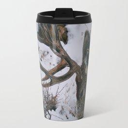 Digging deer Travel Mug