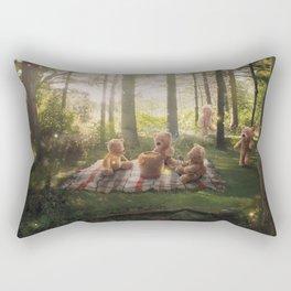 The Teddy Bear's Picnic Rectangular Pillow