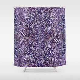 The Space In Between Lucy and Molly Shower Curtain
