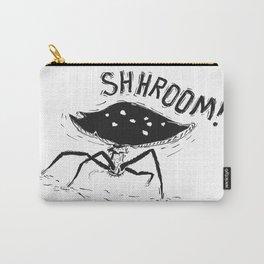 Shroom!! Creepy amanita mushroom Carry-All Pouch