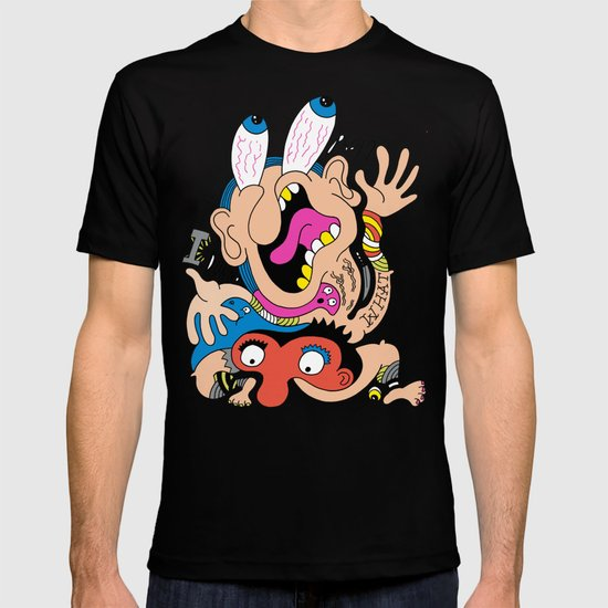 Weird Pattern T-shirt