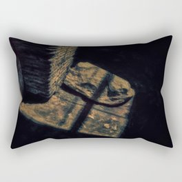 Half Light Rectangular Pillow