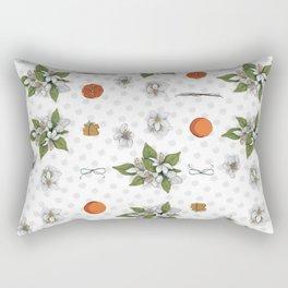 Biscotti all'arancia Rectangular Pillow