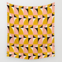 Modern Geometric_001 Wall Tapestry