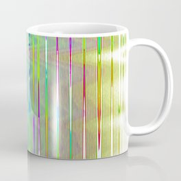 rainbow static Coffee Mug