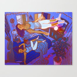 Out of Body Experience Canvas Print