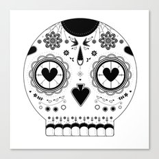 LOVE BOLDLY Canvas Print
