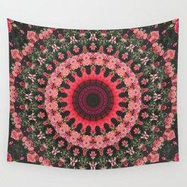 Spiritual Rhythm Mandala Wall Tapestry