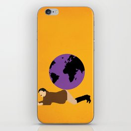 The great Dictator iPhone Skin