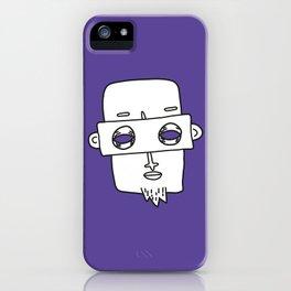 Faces 02 iPhone Case