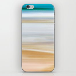 Abstract Beachscape iPhone Skin