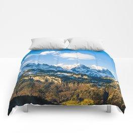 Switzerland Wonder Comforters