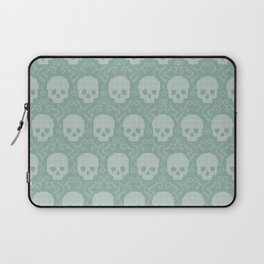 8 Bit Skulls Laptop Sleeve