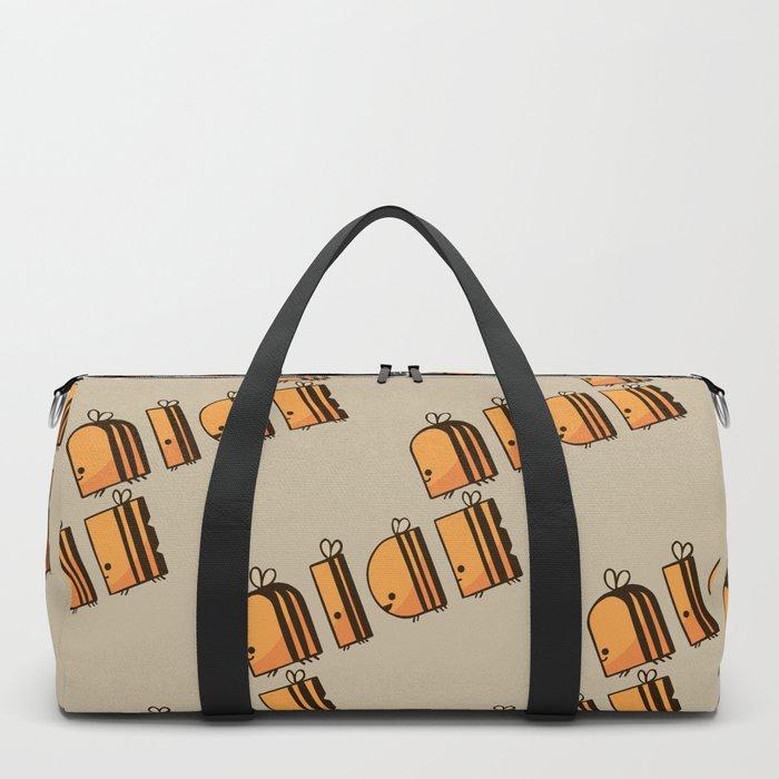 Bee Nice Duffle Bag