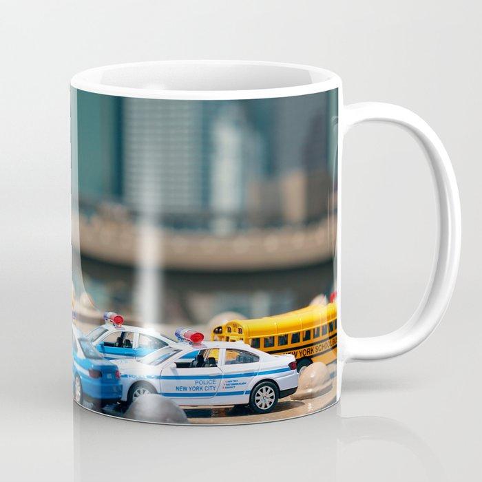 Nyc Mini Cars Coffee Mug By Zabawka Society6