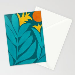 Wild Garden / Whimsical Botanical Series Stationery Cards