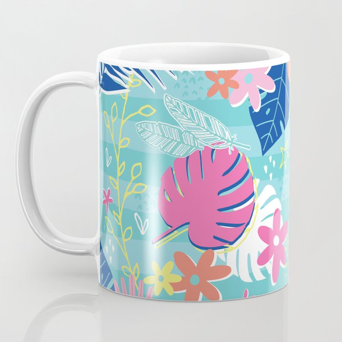 Tropical Vibes Coffee Mug