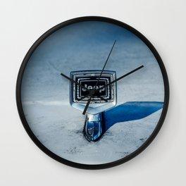 Old Jeep Wall Clock