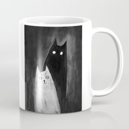 we call him Shadow Coffee Mug