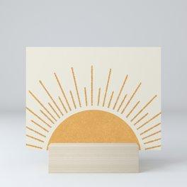 Sunshine Everywhere Mini Art Print