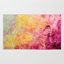 Sweet Dreams - Original Abstract Art by Vinn Wong Rug
