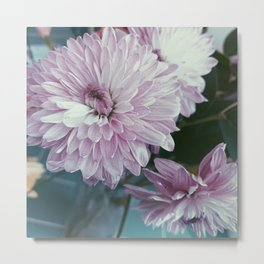 Pink and purple bouquet Metal Print
