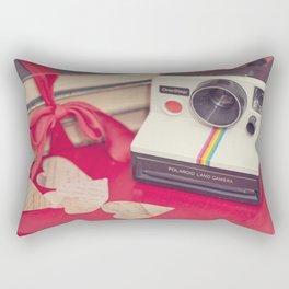 The Polaroid Rectangular Pillow