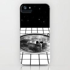 Pool Moon Slim Case iPhone SE