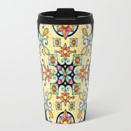 Rococo Starburst Travel Mug