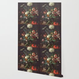 Jan Davidsz De Heem - Vase Of Flowers Wallpaper