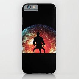 Illusive man ( Mass Effect ) iPhone Case