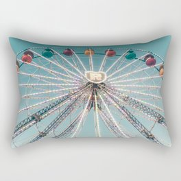 Ferris Wheel 7 Rectangular Pillow