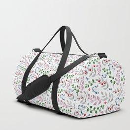 Winter Berries Duffle Bag