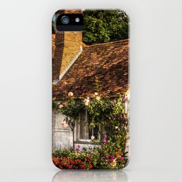 A Chiltern Cottage iPhone Case