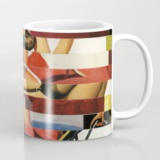Glitch Pin-Up Redux: Britney Coffee Mug