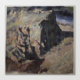 Detritus 4 Canvas Print