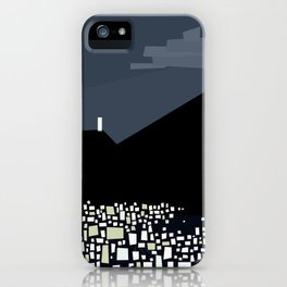 Caracas City at Night by Friztin iPhone Case