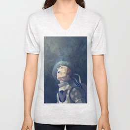 The Astronauta Unisex V-Neck