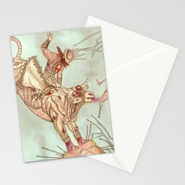 Cyber Rodeo 2 Stationery Cards