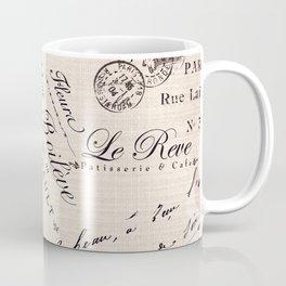 Paris Market 2 Coffee Mug