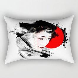 Japan - Kyoto - Geisha Rectangular Pillow