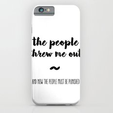 The people iPhone 6s Slim Case