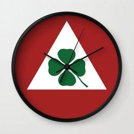 Quadrifoglio Classic Wall Clock