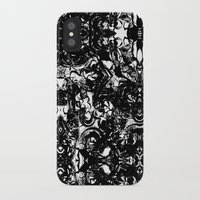 war iPhone & iPod Cases featuring war by BUBUBABA