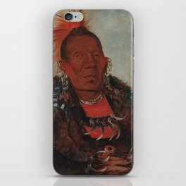 The Surrounder, Chief of the Tribe iPhone Skin